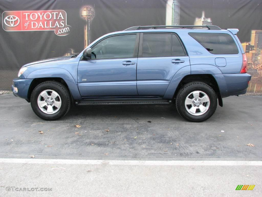 2005 pacific blue metallic toyota 4runner sr5 3060499 car color galleries. Black Bedroom Furniture Sets. Home Design Ideas