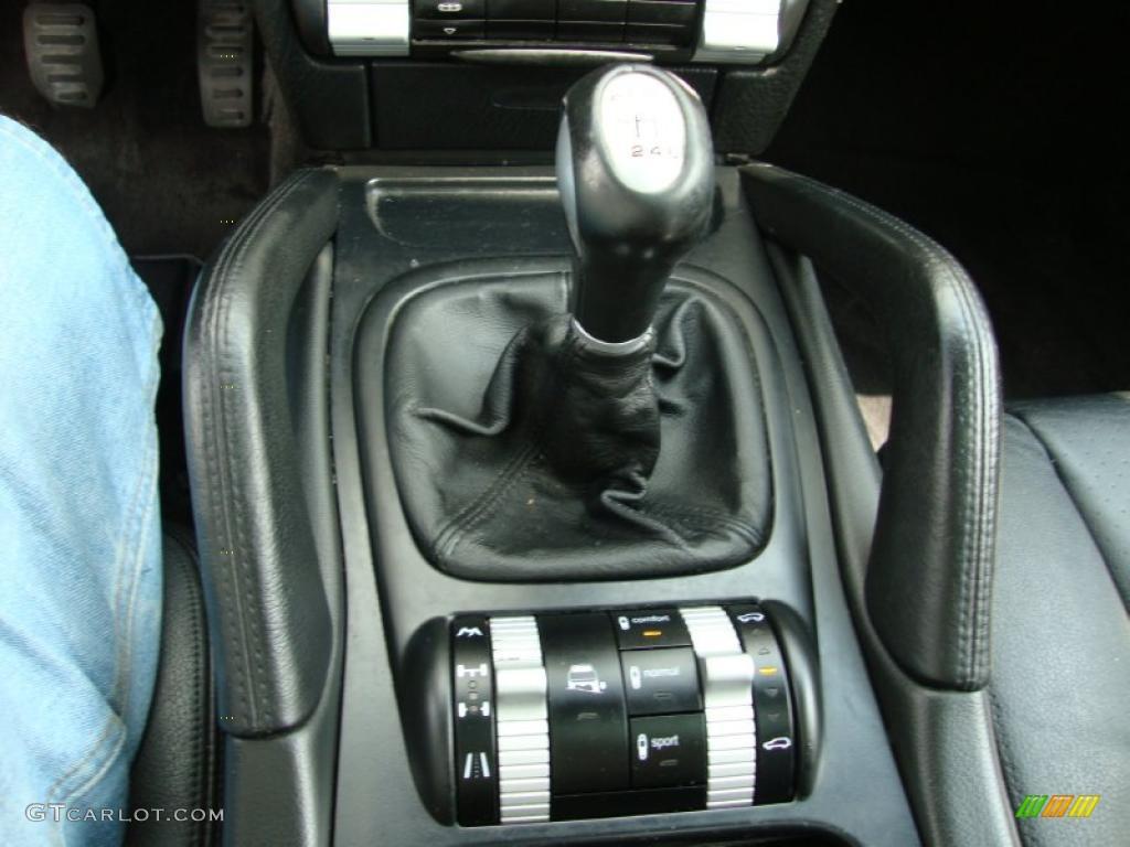 2005 Porsche Cayenne Standard Cayenne Model 6 Speed Manual border=