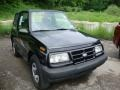 Black 1997 Geo Tracker Soft Top 4x4