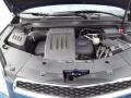 2010 Navy Blue Metallic Chevrolet Equinox LTZ AWD  photo #28