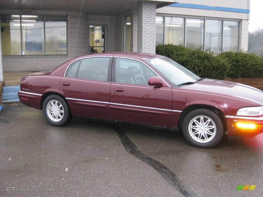 1998 Medium Red Metallic Buick Park Avenue 3067507 Gtcarlot Com