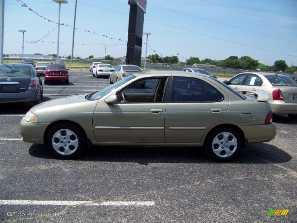 2003 radium gray nissan sentra gxe #30816090 | gtcarlot - car