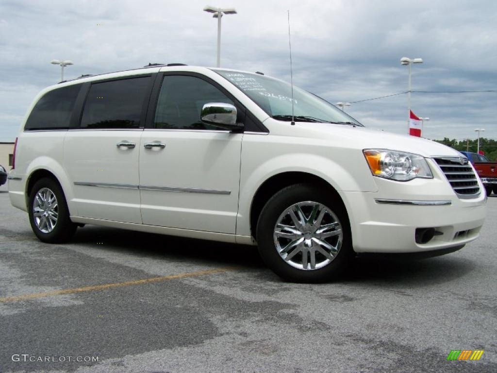 2008 stone white chrysler town country limited 30816167 for Stone s town country motors