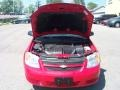 2007 Victory Red Chevrolet Cobalt LS Coupe  photo #12