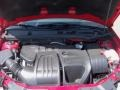 2007 Victory Red Chevrolet Cobalt LS Coupe  photo #13