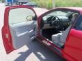 2007 Victory Red Chevrolet Cobalt LS Coupe  photo #14