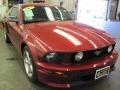 2007 Redfire Metallic Ford Mustang GT/CS California Special Coupe  photo #15