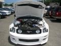 2007 Performance White Ford Mustang GT Premium Coupe  photo #11