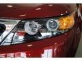 2011 Spicy Red Kia Sorento LX  photo #48