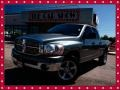 2006 Mineral Gray Metallic Dodge Ram 1500 SLT Quad Cab 4x4  photo #1