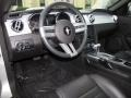 2007 Satin Silver Metallic Ford Mustang GT Premium Coupe  photo #13