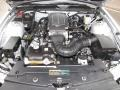 2007 Satin Silver Metallic Ford Mustang GT Premium Coupe  photo #17