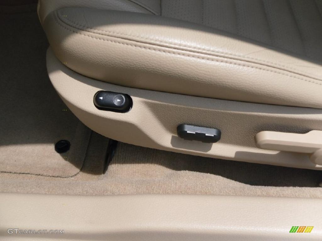 2006 Mustang GT Premium Convertible - Performance White / Light Parchment photo #8