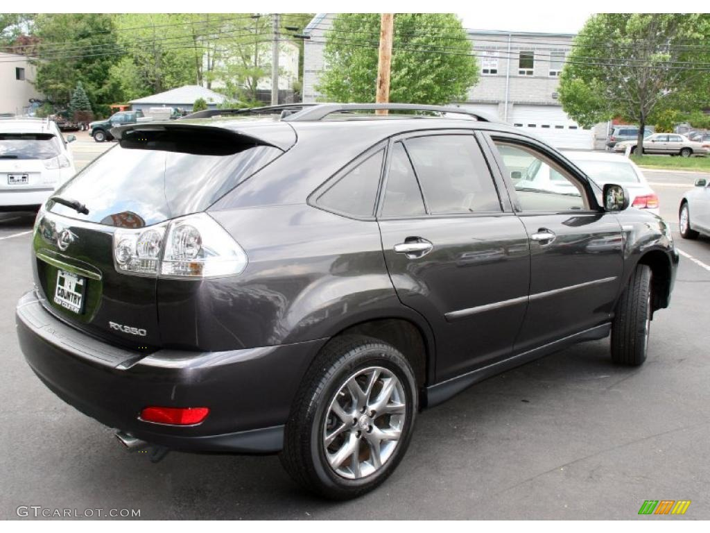 2009 Truffle Mica Lexus Rx 350 Awd 30895073 Photo 5 Car Color Galleries
