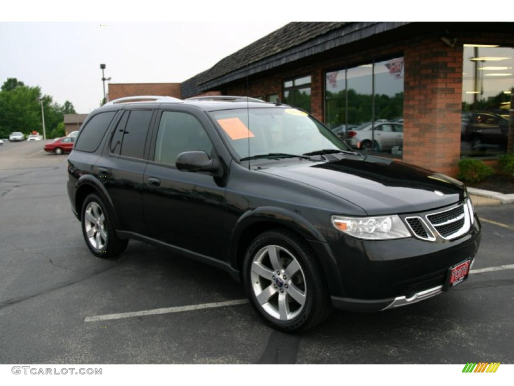 2008 Carbon Flash Metallic Saab 9-7X Aero #30935740 | GTCarLot.com ...