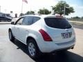 2007 Glacier Pearl White Nissan Murano SL  photo #6