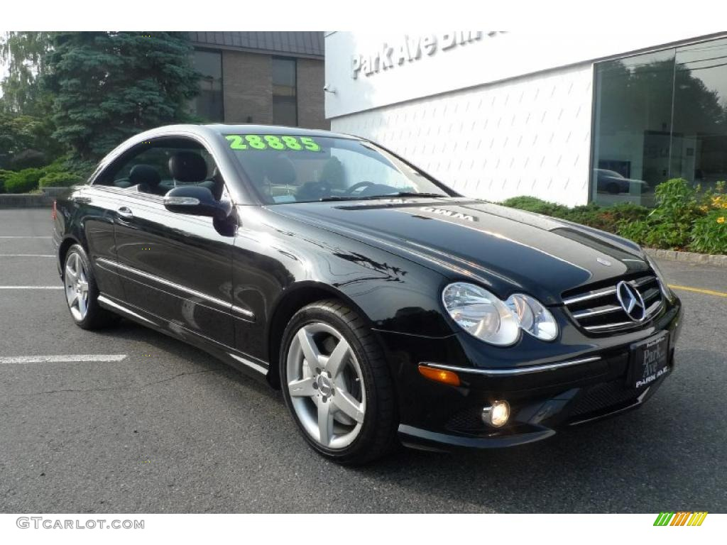 2006 black mercedes benz clk 500 coupe 30894246 photo 39 for 2006 mercedes benz clk 500