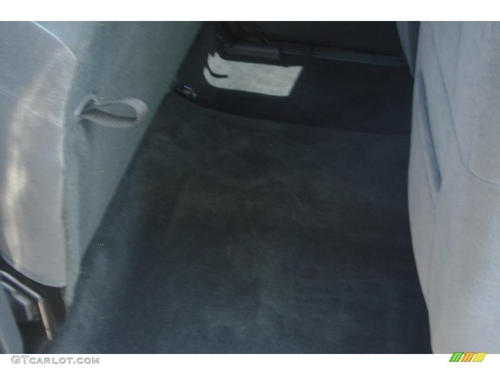 2002 Silverado 1500 LS Extended Cab 4x4 - Onyx Black / Graphite Gray photo #35