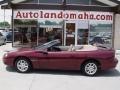 Monterey Maroon Metallic 2000 Chevrolet Camaro Gallery
