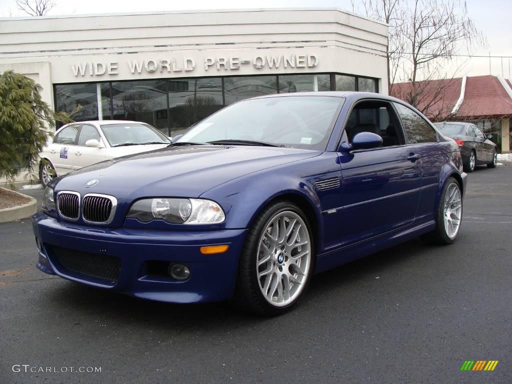 2005 Interlagos Blue Metallic Bmw M3 Coupe 3091760 Gtcarlot Com Car Color Galleries