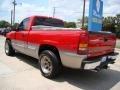 2000 Victory Red Chevrolet Silverado 1500 Regular Cab  photo #6