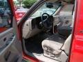 2000 Victory Red Chevrolet Silverado 1500 Regular Cab  photo #9