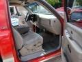 2000 Victory Red Chevrolet Silverado 1500 Regular Cab  photo #12