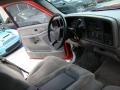 2000 Victory Red Chevrolet Silverado 1500 Regular Cab  photo #15