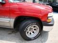 2000 Victory Red Chevrolet Silverado 1500 Regular Cab  photo #26