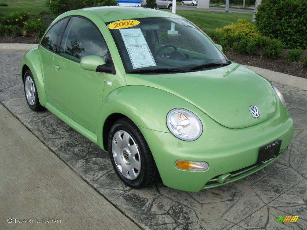 2002 cyber green metallic volkswagen new beetle gls coupe green volkswagen beetle convertible green volkswagen beetle for sale
