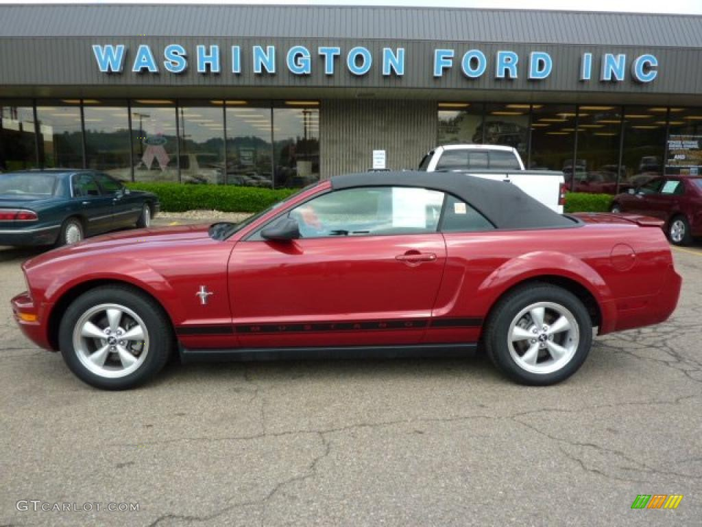 2008 Ford Mustang V6 0 60 Image