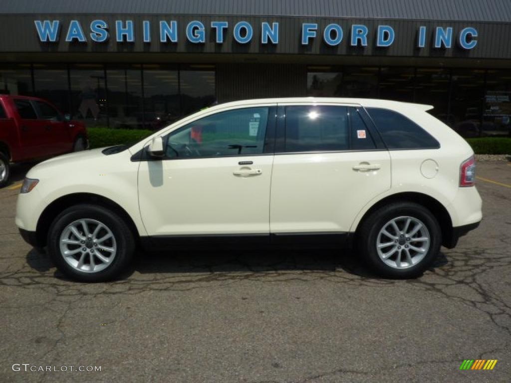 2007 Creme Brulee Ford Edge Sel Plus Awd 30935904