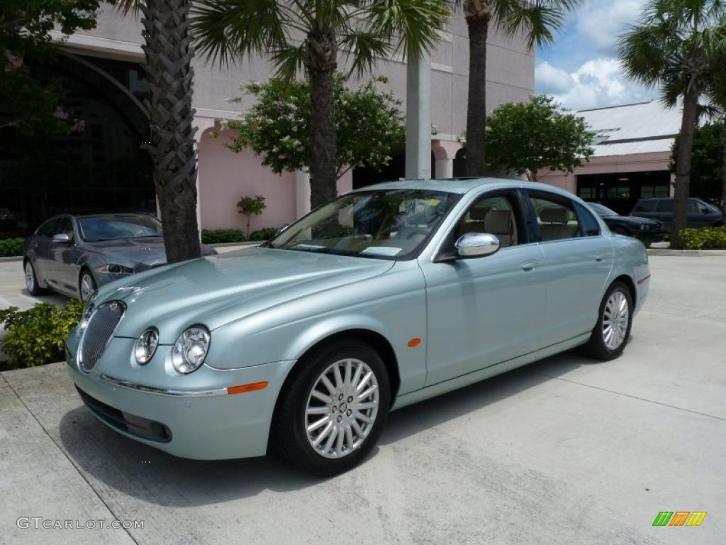 2005 seafrost metallic jaguar s type 4 2 vdp 30935550 car color galleries. Black Bedroom Furniture Sets. Home Design Ideas