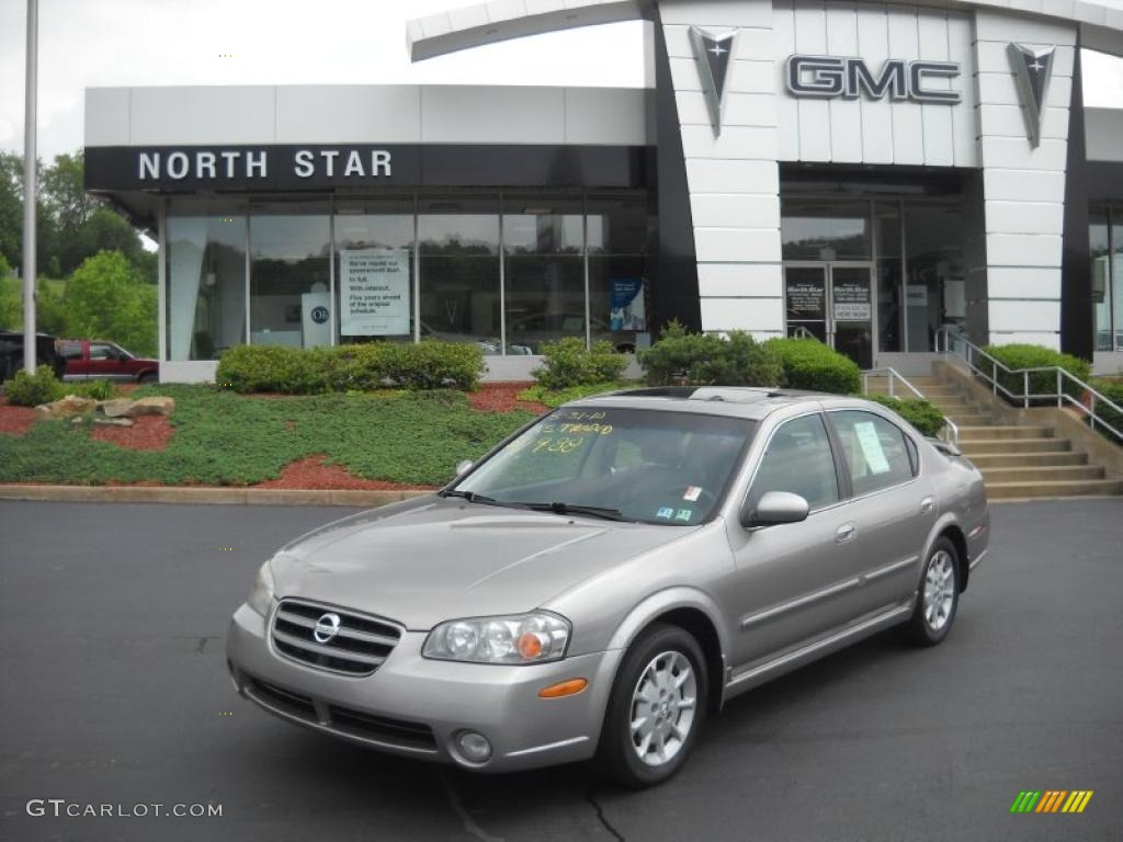 Used 2002 Nissan Maxima Pricing Features Edmunds