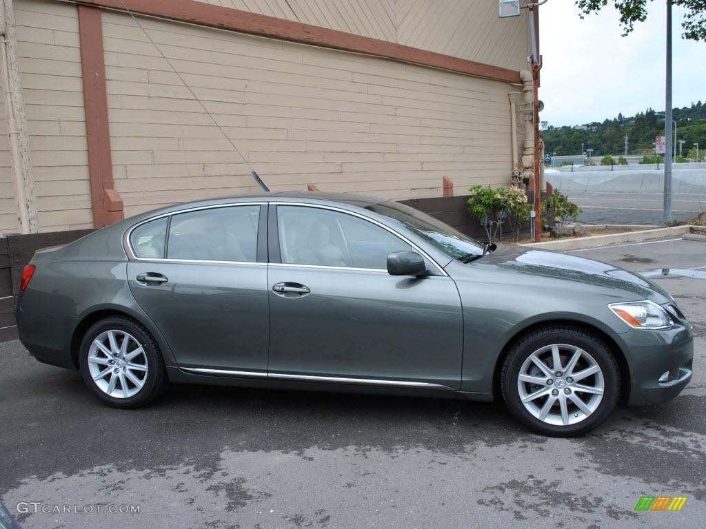 cypress green pearl 2006 lexus gs 300 exterior photo. Black Bedroom Furniture Sets. Home Design Ideas