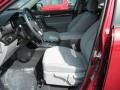 2011 Spicy Red Kia Sorento LX  photo #4