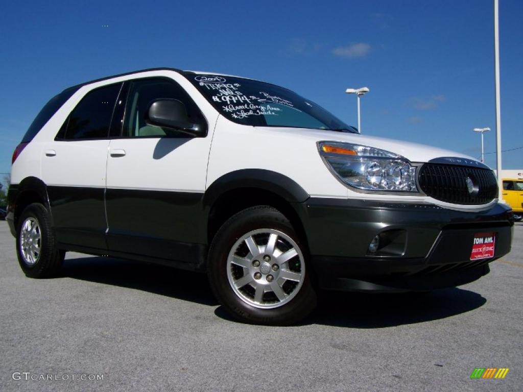 Worksheet. 2004 Olympic White Buick Rendezvous CX 31079469  GTCarLotcom