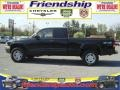 2004 Black Dodge Dakota SLT Club Cab 4x4  photo #1