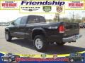 2004 Black Dodge Dakota SLT Club Cab 4x4  photo #3