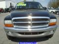 2004 Black Dodge Dakota SLT Club Cab 4x4  photo #8
