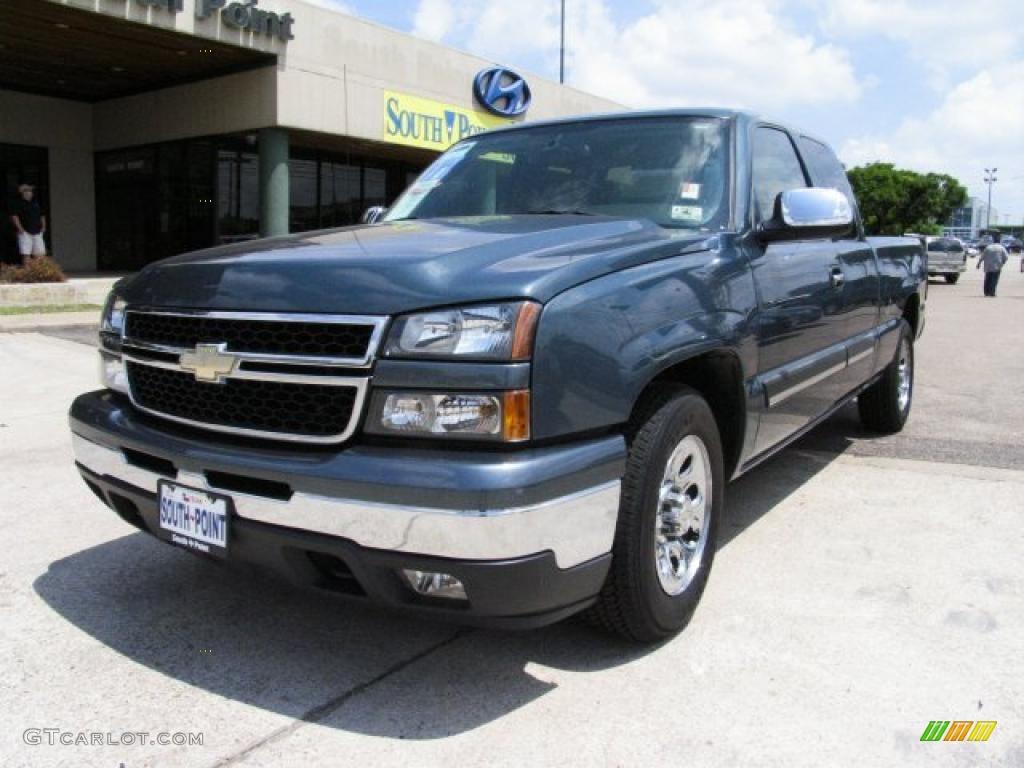 2011 Blue Granite Silverado 1500 Lt Ramey Chevrolet