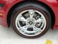 2007 Redfire Metallic Ford Mustang GT/CS California Special Convertible  photo #12