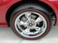 2007 Redfire Metallic Ford Mustang GT/CS California Special Convertible  photo #13