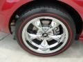 2007 Redfire Metallic Ford Mustang GT/CS California Special Convertible  photo #14