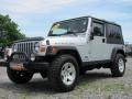 Bright Silver Metallic 2006 Jeep Wrangler Gallery