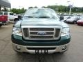 Forest Green Metallic - F150 King Ranch SuperCrew 4x4 Photo No. 7