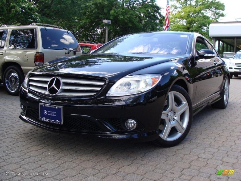2007 black mercedes benz cl 550 31145475 for 2007 mercedes benz cl 550