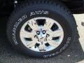 White Platinum Metallic Tri Coat - F150 Lariat SuperCrew 4x4 Photo No. 8