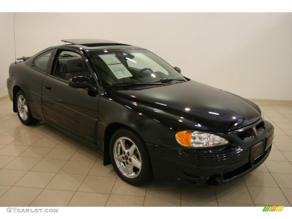 2003 Black Pontiac Grand Am Gt Coupe 31145509 Gtcarlot Com Car Color Galleries