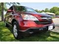 2009 Tango Red Pearl Honda CR-V EX-L 4WD  photo #4